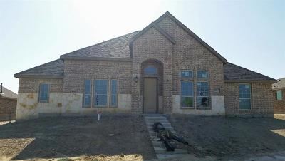 Rockwall Single Family Home For Sale: 3912 Whitman Lane