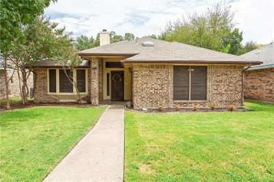Rowlett Single Family Home For Sale: 4022 David Drive