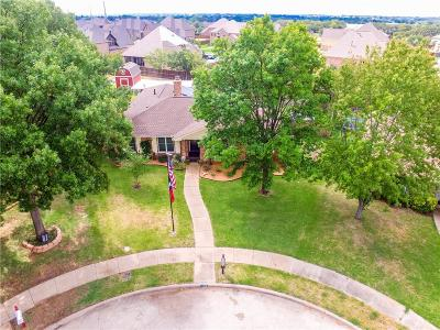 Flower Mound Single Family Home Active Option Contract: 1109 Lopo Circle
