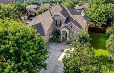 Flower Mound Single Family Home Active Option Contract: 3501 Beringer Court
