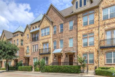 Farmers Branch Townhouse For Sale: 4073 Winsor Drive