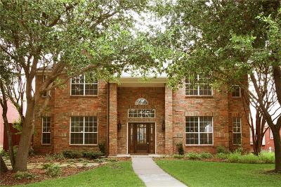 Coppell Single Family Home For Sale: 484 Halifax Drive