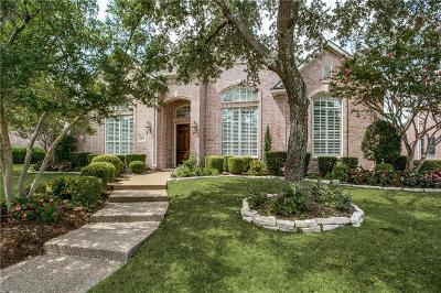 Frisco Single Family Home For Sale: 6045 Dripping Springs Drive