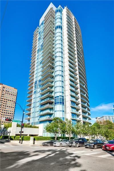 Dallas Condo For Sale: 2900 McKinnon Street #1806