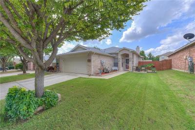 Denton Single Family Home Active Option Contract: 904 Cruise Street
