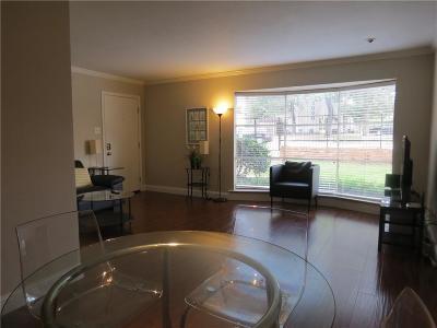 Dallas Condo For Sale: 5005 Cedar Springs Road #5005A