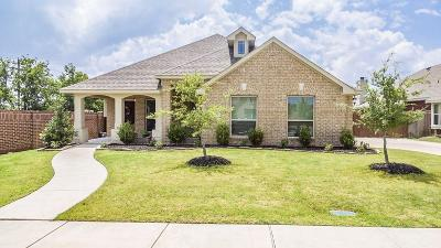 Midlothian Single Family Home For Sale: 6610 Shady Nook Drive
