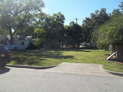 White Settlement Residential Lots & Land For Sale: 412 S McEntire Court