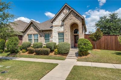 Frisco Single Family Home Active Option Contract: 7110 Dreammaker Way