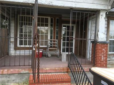 Dallas Single Family Home For Sale: 1603 E Ann Arbor Avenue