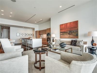 Dallas Condo Active Option Contract: 1717 Arts Plaza #2012