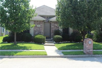 Flower Mound Single Family Home Active Option Contract: 3808 Granby Lane