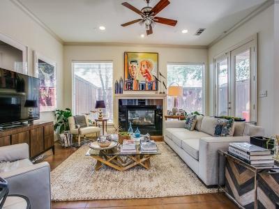 Dallas Half Duplex For Sale: 3715 Dorothy Avenue