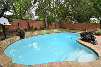 Fort Worth Single Family Home For Sale: 10240 Lone Pine Lane
