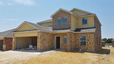 Single Family Home For Sale: 1105 Jade Court