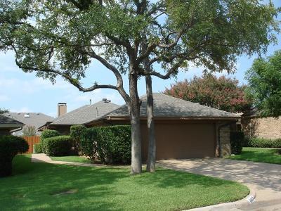 Addison Single Family Home For Sale: 4021 Winter Park Lane