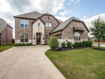 Frisco Single Family Home Active Kick Out: 4881 Club Terrace Lane
