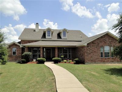 Aledo Single Family Home For Sale: 121 Meadow Park Drive