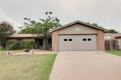 Waxahachie Single Family Home For Sale: 217 Etta Avenue