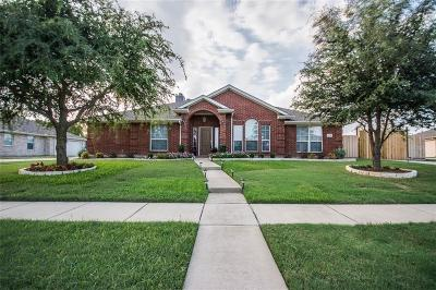 Murphy Single Family Home Active Option Contract: 213 Roy Rogers Lane