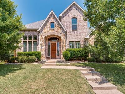 Carrollton Single Family Home For Sale: 1521 Van Winkle Drive