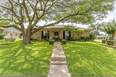 Carrollton Single Family Home Active Option Contract: 2300 Autumn Drive