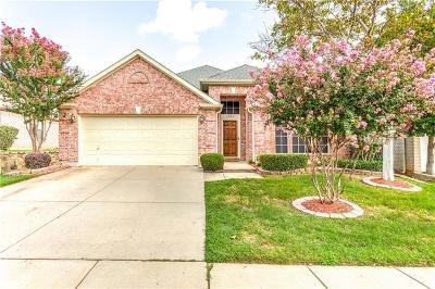 Euless Single Family Home Active Option Contract: 301 Crepe Myrtle Drive
