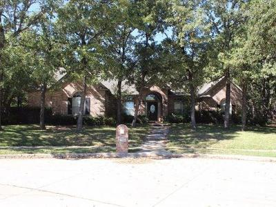 Keller Single Family Home For Sale: 1302 Austin Thomas Circle