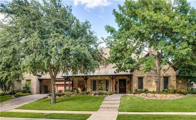 Frisco Single Family Home For Sale: 5852 Chamberlyne Drive