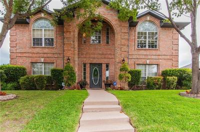 Allen Single Family Home For Sale: 1003 Winslow Drive