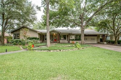 Dallas Single Family Home For Sale: 630 Mayrant Drive