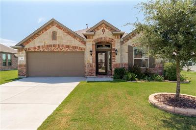 Fort Worth TX Single Family Home Active Option Contract: $260,000