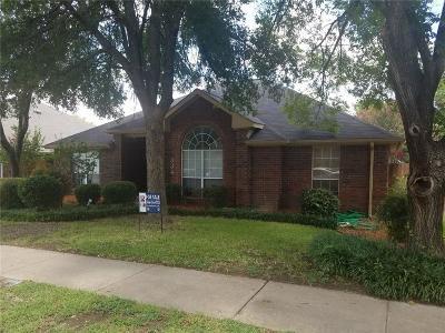 Cedar Hill Single Family Home For Sale: 334 Trees Drive