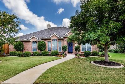 Frisco Single Family Home Active Option Contract: 3748 Neptune Circle