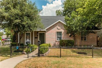 McKinney Single Family Home For Sale: 901 Anthony Street