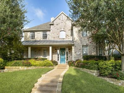 Plano Single Family Home For Sale: 8009 Rosemont Drive