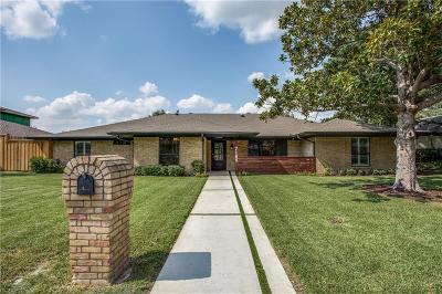 Dallas Single Family Home For Sale: 7165 Grand Oaks Road