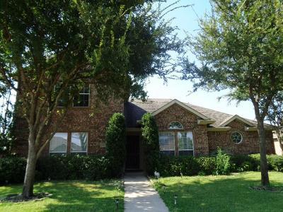 Red Oak Single Family Home For Sale: 214 Shady Oaks Lane