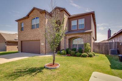 Fort Worth TX Single Family Home For Sale: $238,000