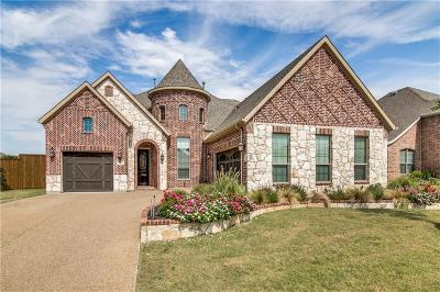 Forney Single Family Home For Sale: 812 Crane Court