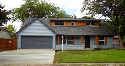 Farmers Branch Single Family Home For Sale: 2909 Selma Lane