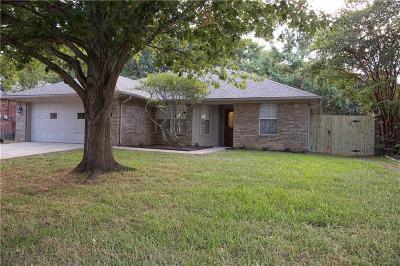Denton Single Family Home For Sale: 1417 Misty Hollow Street