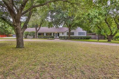 Waxahachie Single Family Home For Sale: 316 John Arden Drive