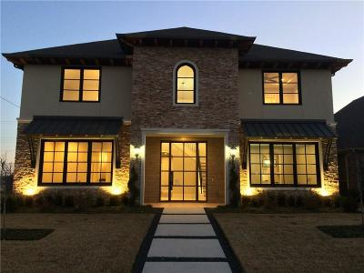 Irving Single Family Home For Sale: 1520 Old Orchard Drive