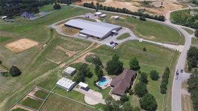 Mansfield Farm & Ranch For Sale: 6150 Bennett Lawson Road