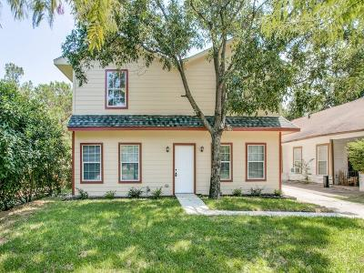 Dallas Single Family Home For Sale: 404 S Oak Cliff Boulevard