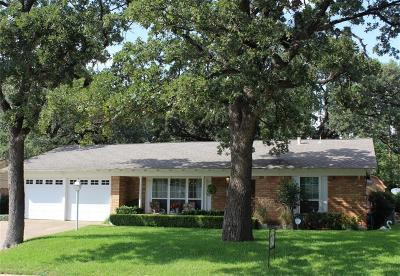 Bedford, Euless, Hurst Single Family Home For Sale: 808 Ruth Lane