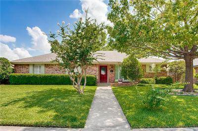 Carrollton Single Family Home Active Option Contract: 2304 Bush Circle