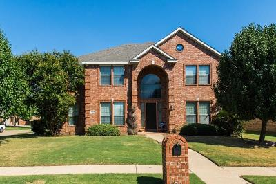 Mansfield Single Family Home For Sale: 4201 Lone Oak Drive