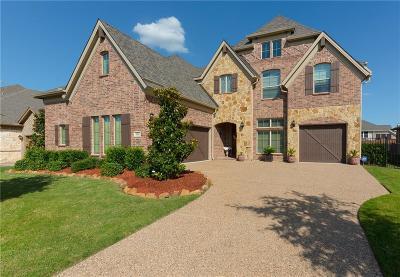 Prosper Single Family Home For Sale: 950 Woodstream Drive
